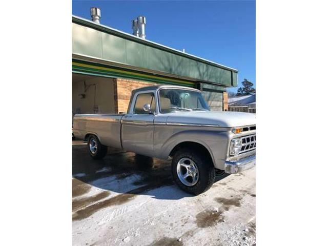 Picture of '65 F100 - QWFE