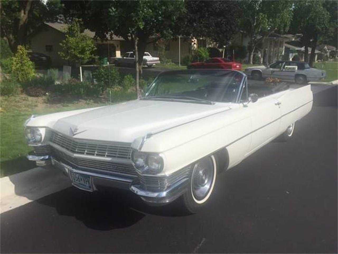 Large Picture of '64 DeVille - QWG5