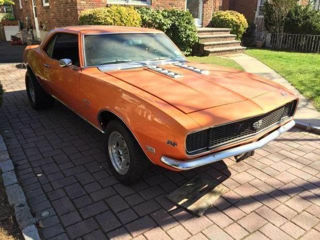 1968 Chevrolet Camaro for Sale on ClassicCars com on