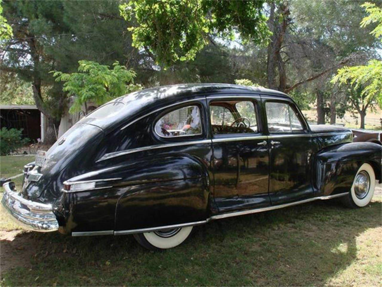 Large Picture of '48 Lincoln Continental located in New York Offered by DP9 Motorsports - QWGB