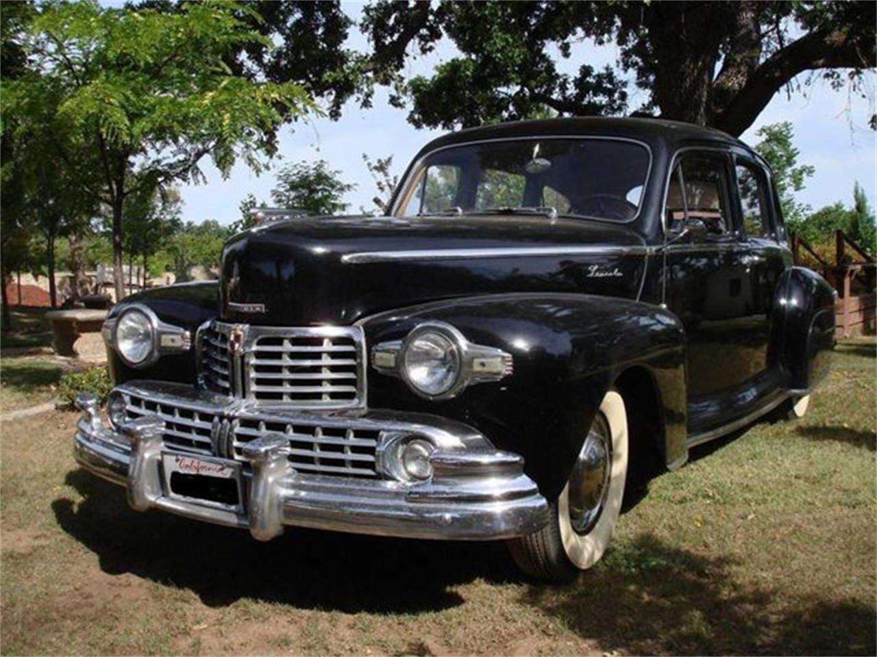 Large Picture of Classic 1948 Continental - QWGB