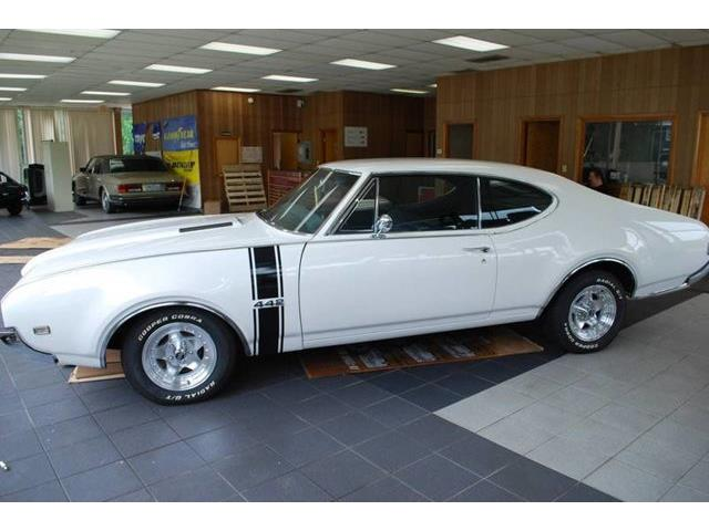 1968 Oldsmobile Cutlass for Sale on ClassicCars com on