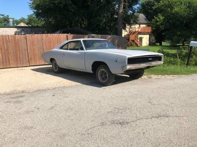 1968 Dodge Charger for Sale on ClassicCars com on