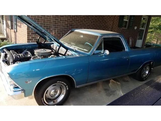 Picture of '66 El Camino - QWHV
