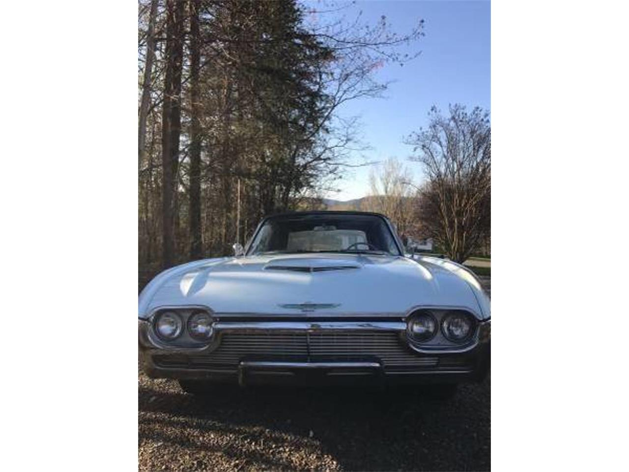 Large Picture of 1961 Thunderbird located in Long Island New York - QWHZ