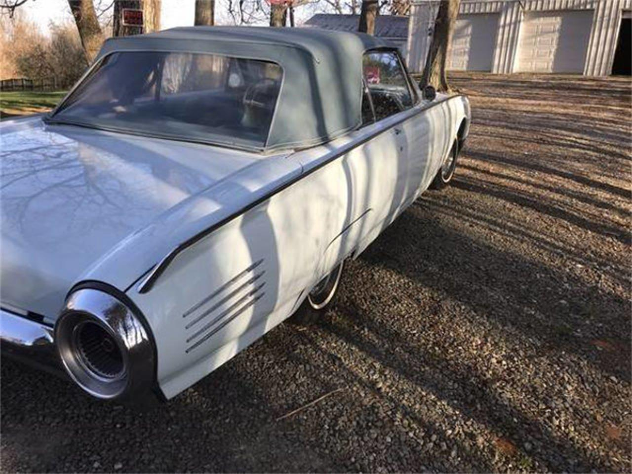 Large Picture of Classic 1961 Thunderbird - $27,000.00 - QWHZ