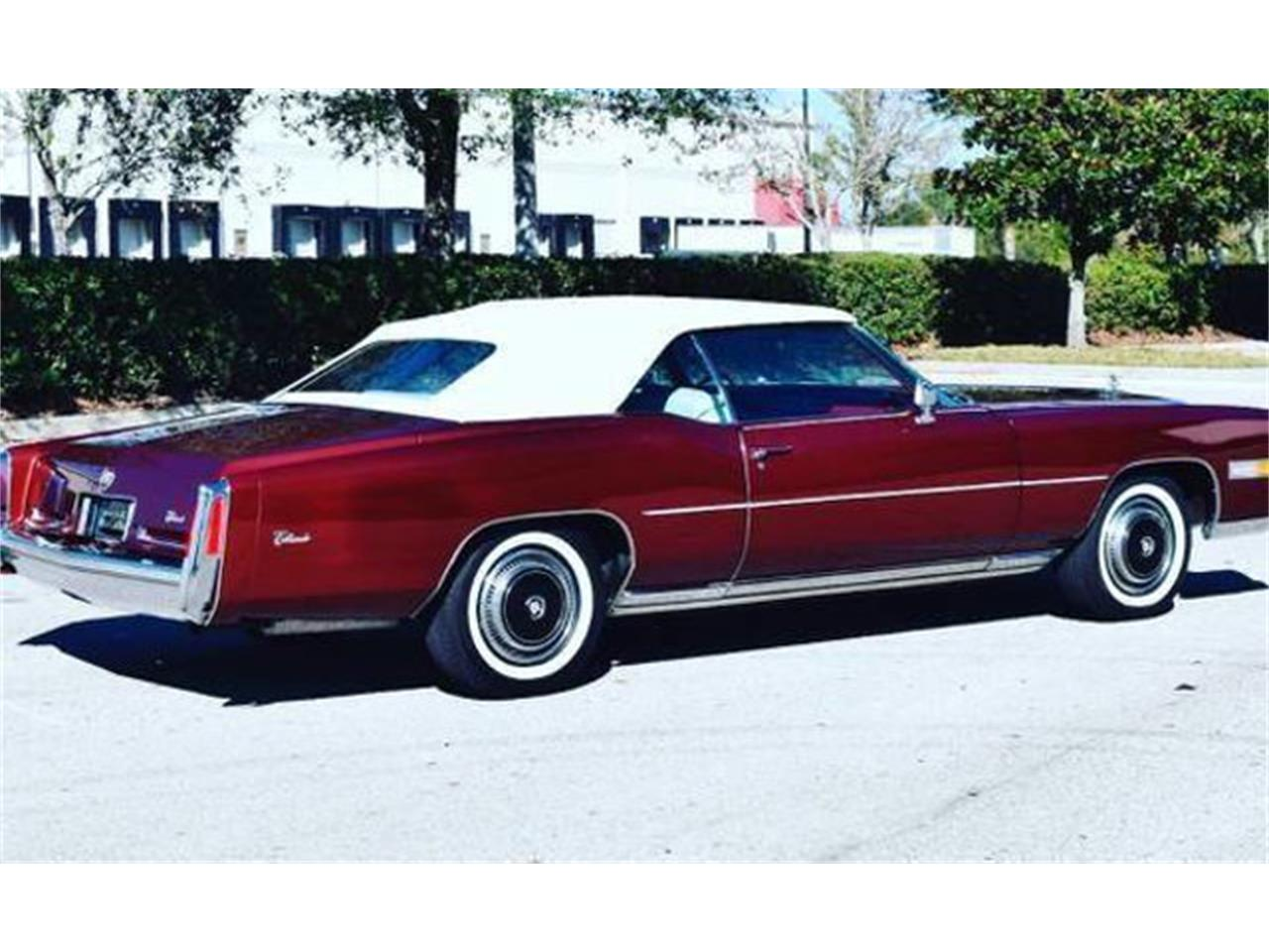 Large Picture of '76 Eldorado - QWI7