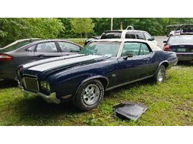 1972 Oldsmobile Cutlass for Sale on ClassicCars com on