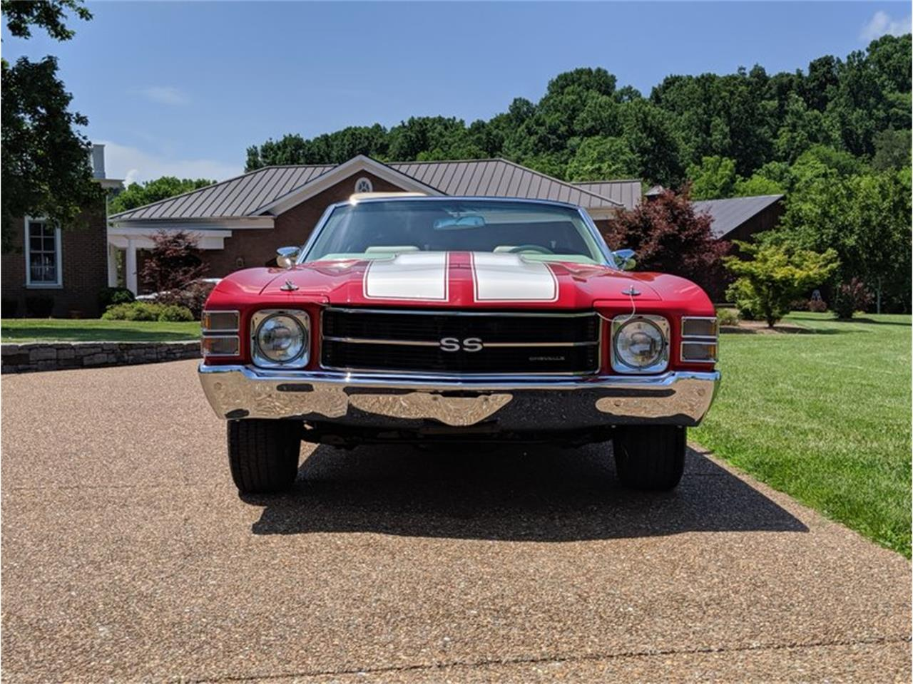 Large Picture of '71 Chevelle - QSWO