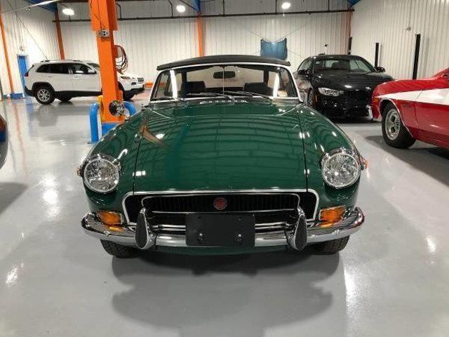 Classic MG MGB for Sale on ClassicCars com on ClassicCars com