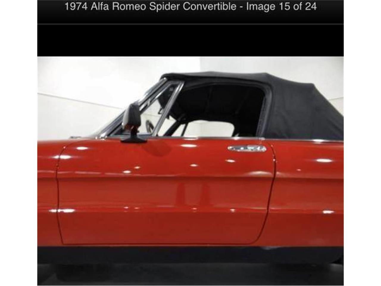 Large Picture of '74 Spider - QWJV