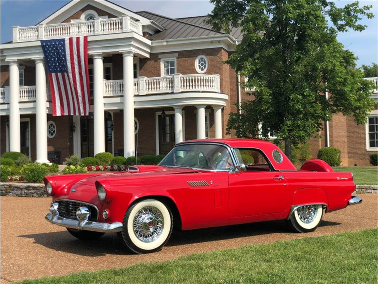 Large Picture of '56 Thunderbird - QSWT