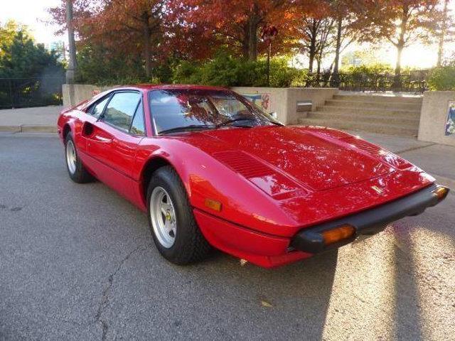 1979 Ferrari 308 GTBI