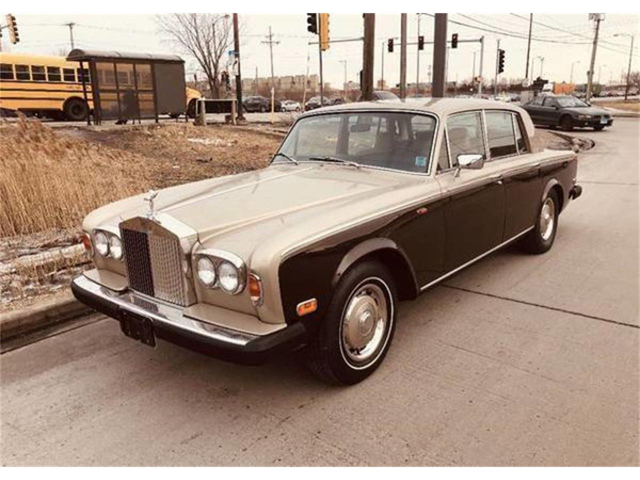 Large Picture of '77 Silver Shadow - QWKD