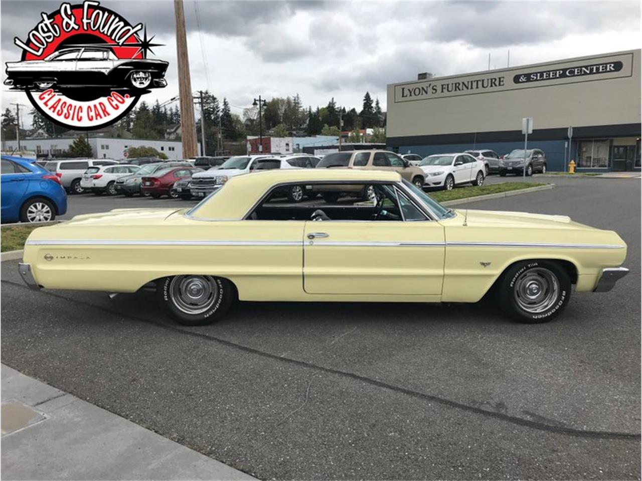 Large Picture of '64 Impala SS - QSWV