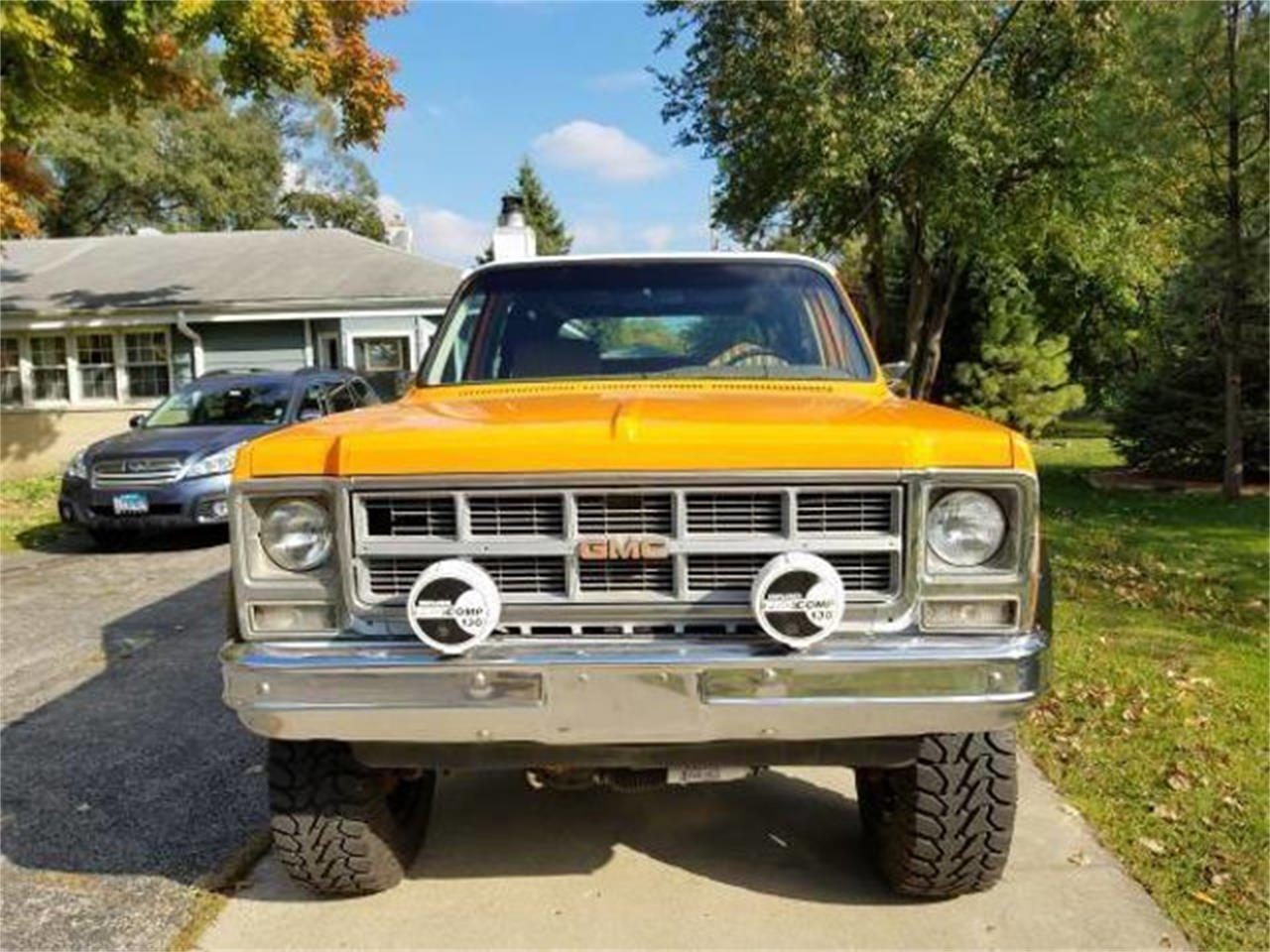 Large Picture of 1978 GMC Jimmy located in New York Offered by DP9 Motorsports - QWKM