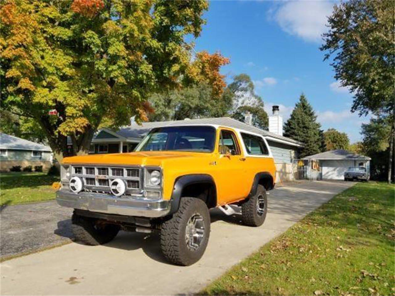 Large Picture of '78 GMC Jimmy - $23,000.00 Offered by DP9 Motorsports - QWKM