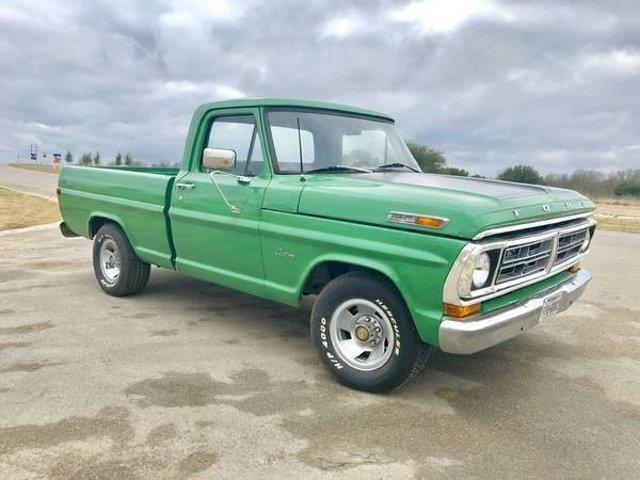 Picture of '71 F100 - QWL0
