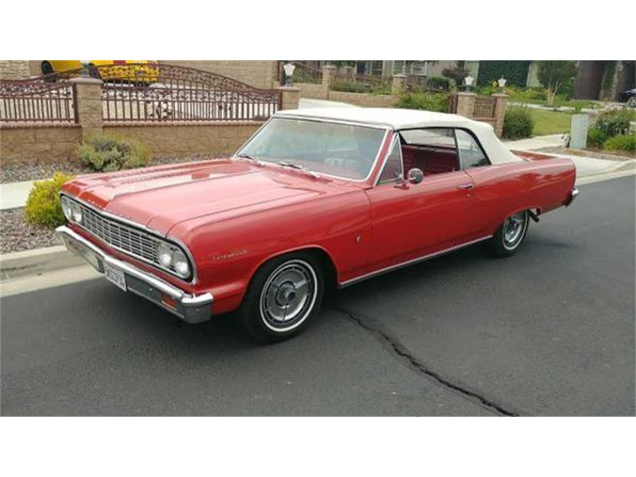 Large Picture of '64 Malibu - QWLH