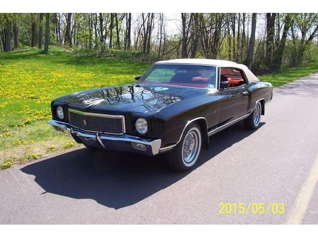 Classic Chevrolet Monte Carlo for Sale on ClassicCars com on