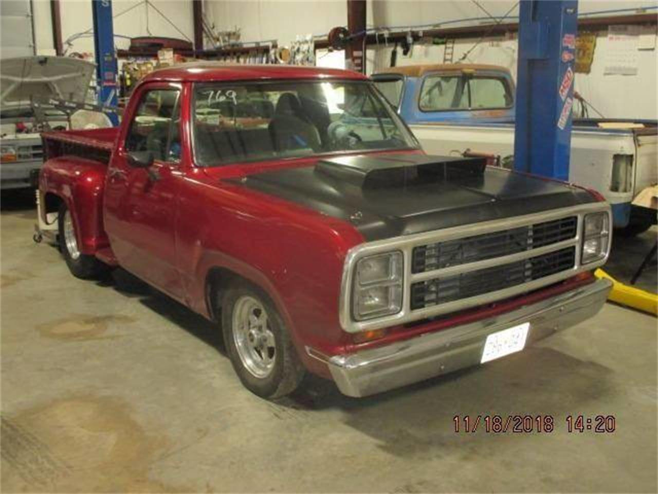 Large Picture of '79 Pickup - QWMC