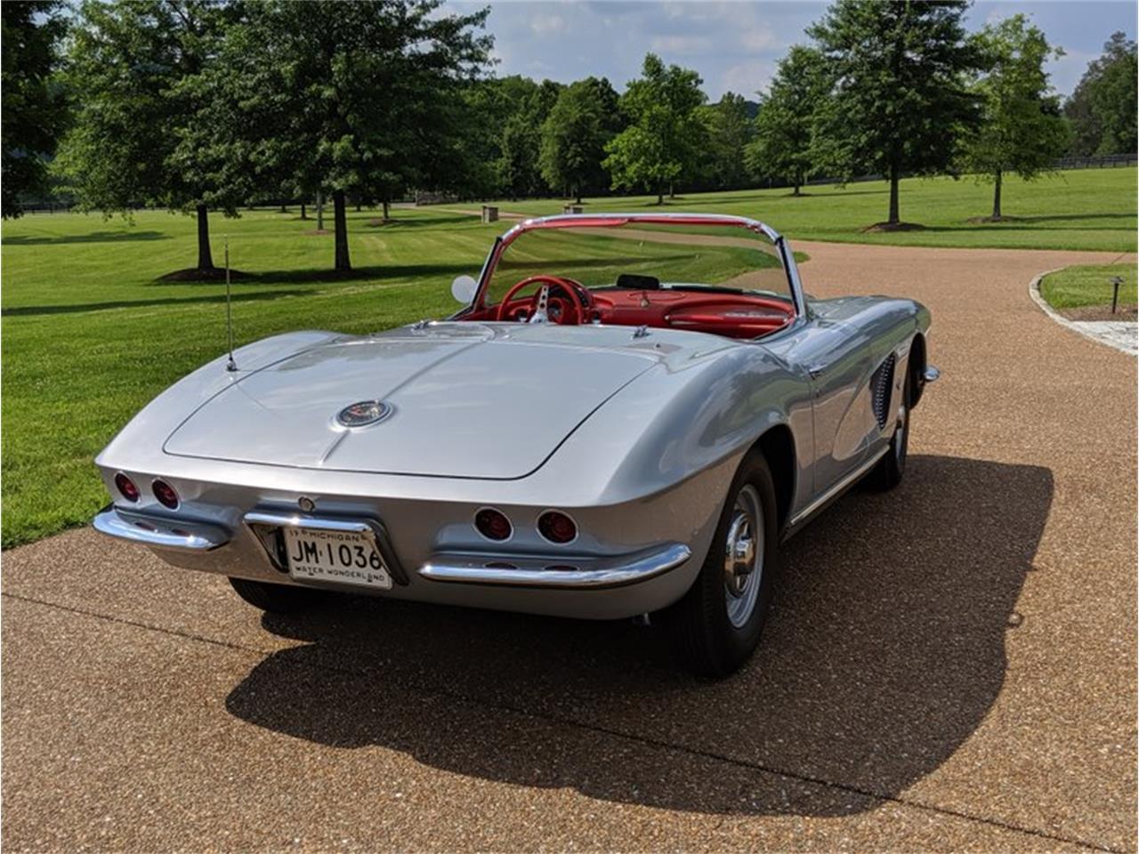Large Picture of '62 Corvette - QSX2