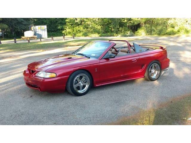 1998 Ford Mustang SVT Cobra