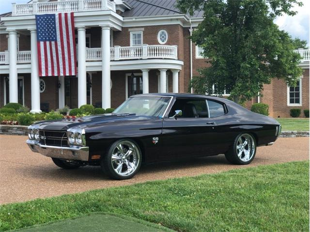 Picture of '70 Chevelle - QSX4