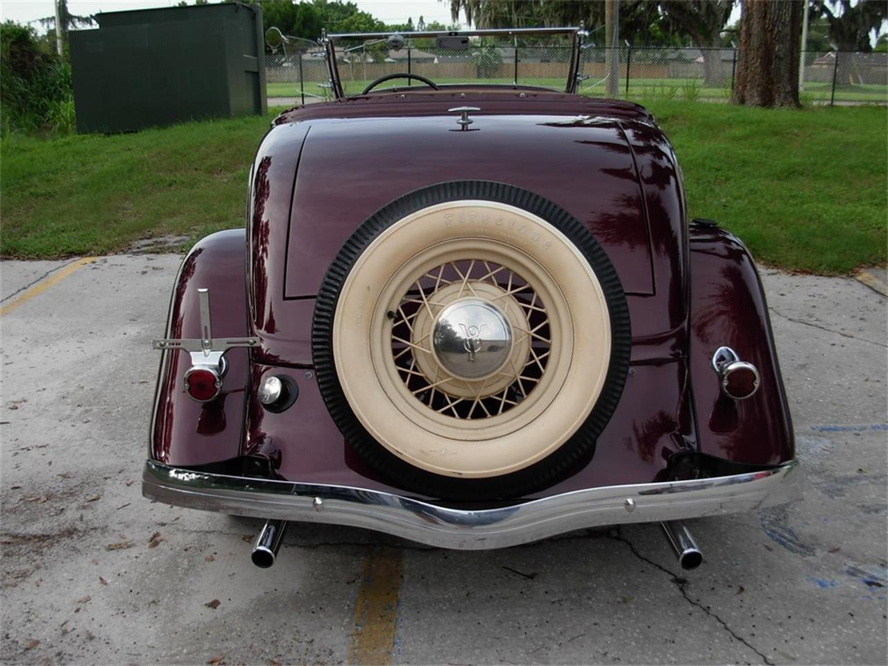 Large Picture of '34 Roadster - QSX5
