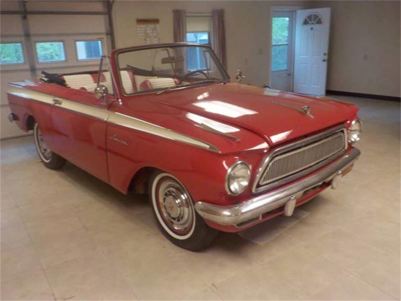 Large Picture of '63 AMC Rambler located in Long Island New York Offered by DP9 Motorsports - QWNK