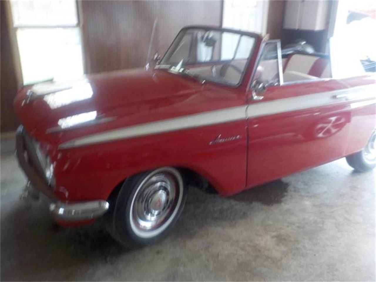 Large Picture of Classic 1963 Rambler - QWNK