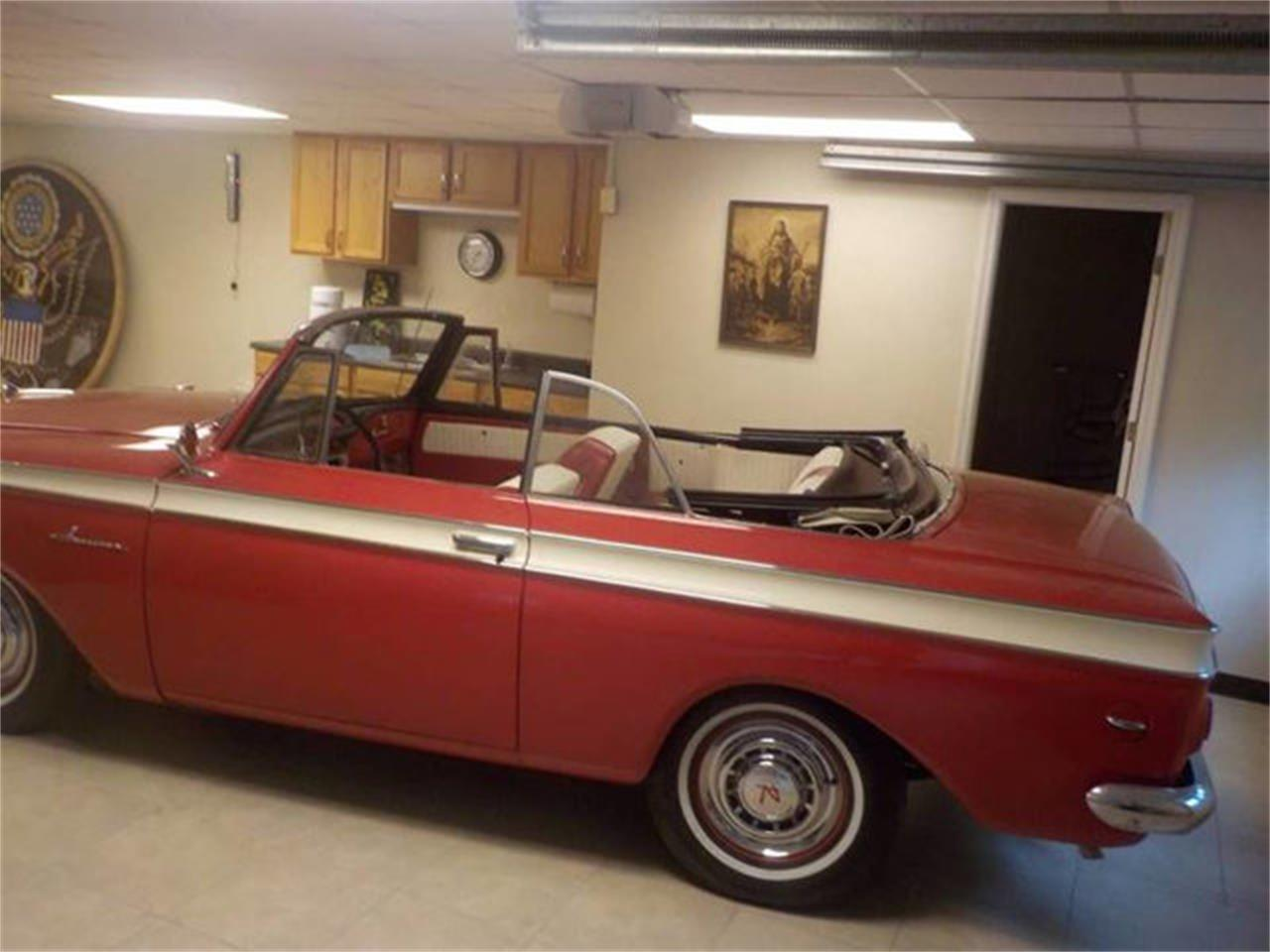 Large Picture of Classic '63 Rambler located in Long Island New York - $10,750.00 Offered by DP9 Motorsports - QWNK