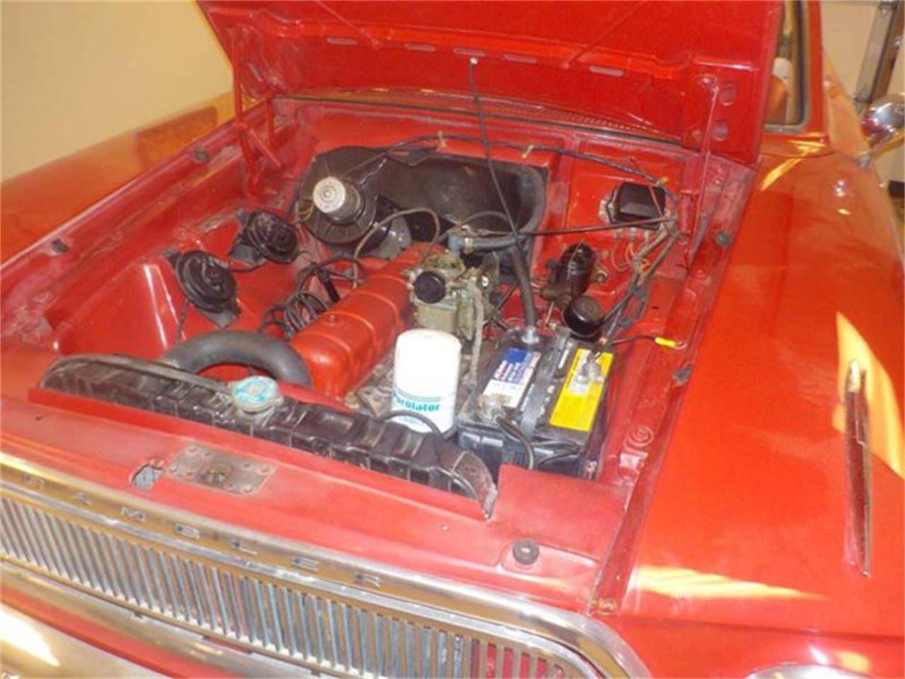Large Picture of '63 AMC Rambler - QWNK