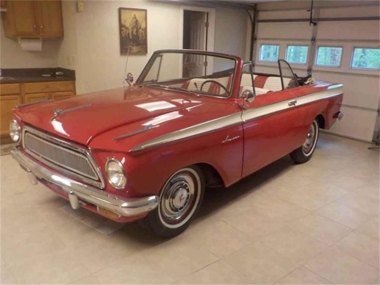 Large Picture of Classic '63 Rambler located in New York - $10,750.00 - QWNK