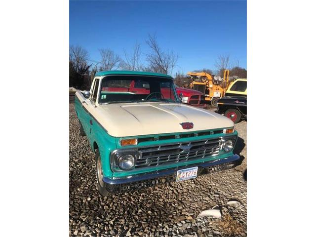Picture of '65 F100 - QWNY