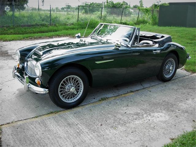 Picture of 1967 Austin-Healey 3000 located in Palmetto Florida Offered by  - QSX9