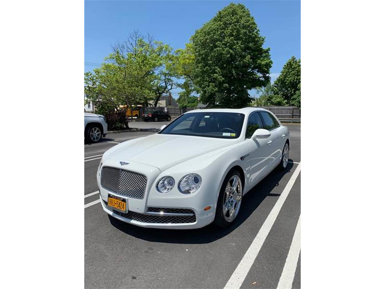 Large Picture of '14 Flying Spur - QWOK