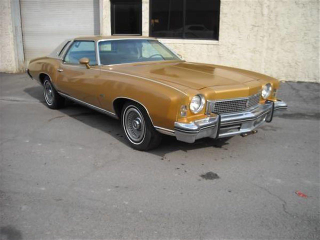 Large Picture of '73 Monte Carlo - QWOR
