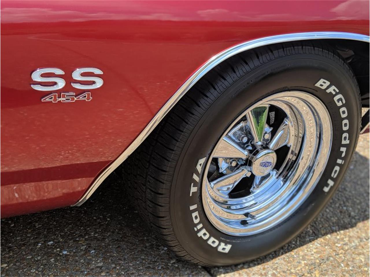 Large Picture of '70 Chevelle - QSXA