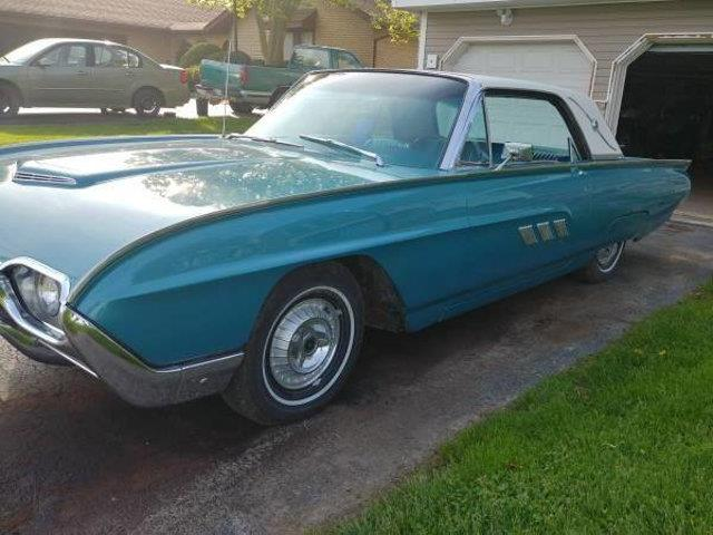 Picture of '63 Thunderbird - QWOT