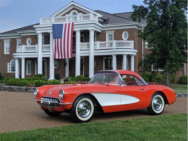 Picture of '57 Corvette - QSXD