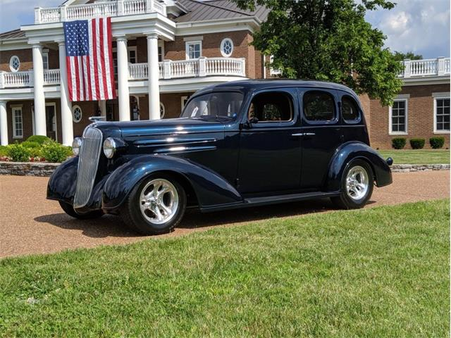 Picture of Classic '36 Chevrolet Street Rod located in Greensboro North Carolina Auction Vehicle - QSXE