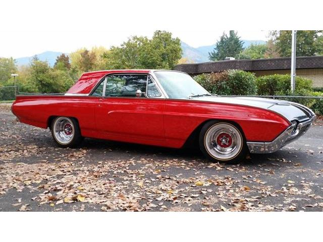 Picture of '63 Thunderbird - QWQM