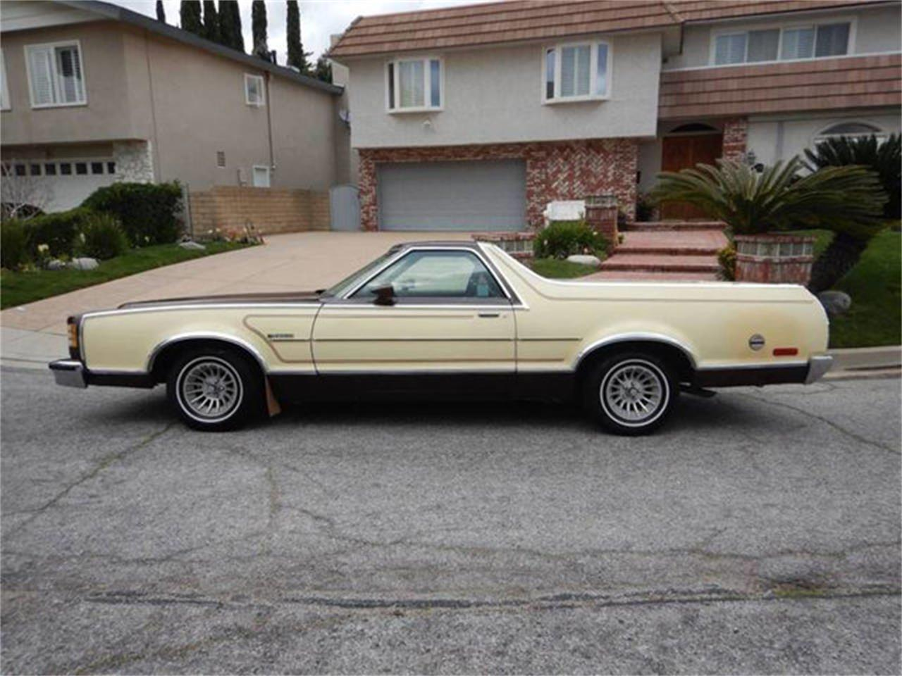 Large Picture of '78 Ford Ranchero - QWQN