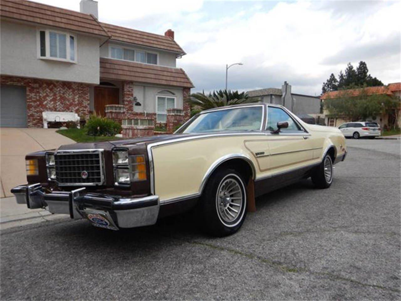 Large Picture of '78 Ranchero - $15,500.00 - QWQN