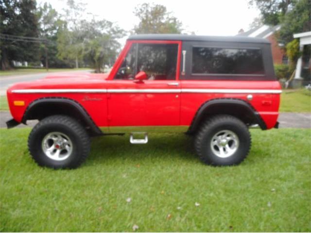 Picture of '76 Bronco - QSJR