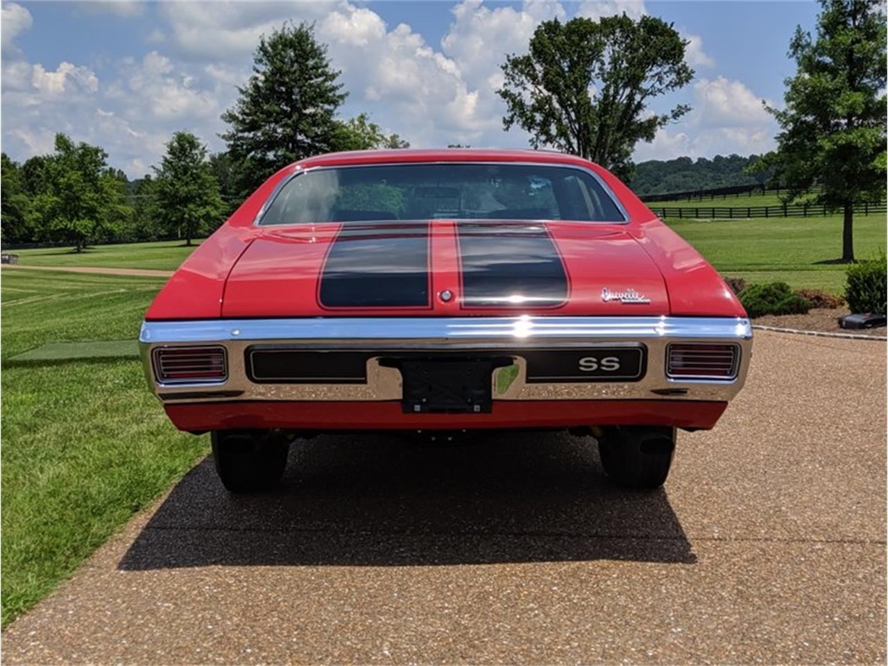 Large Picture of '70 Chevelle - QSXI
