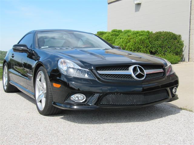 Picture of '11 SL55 - QWR1
