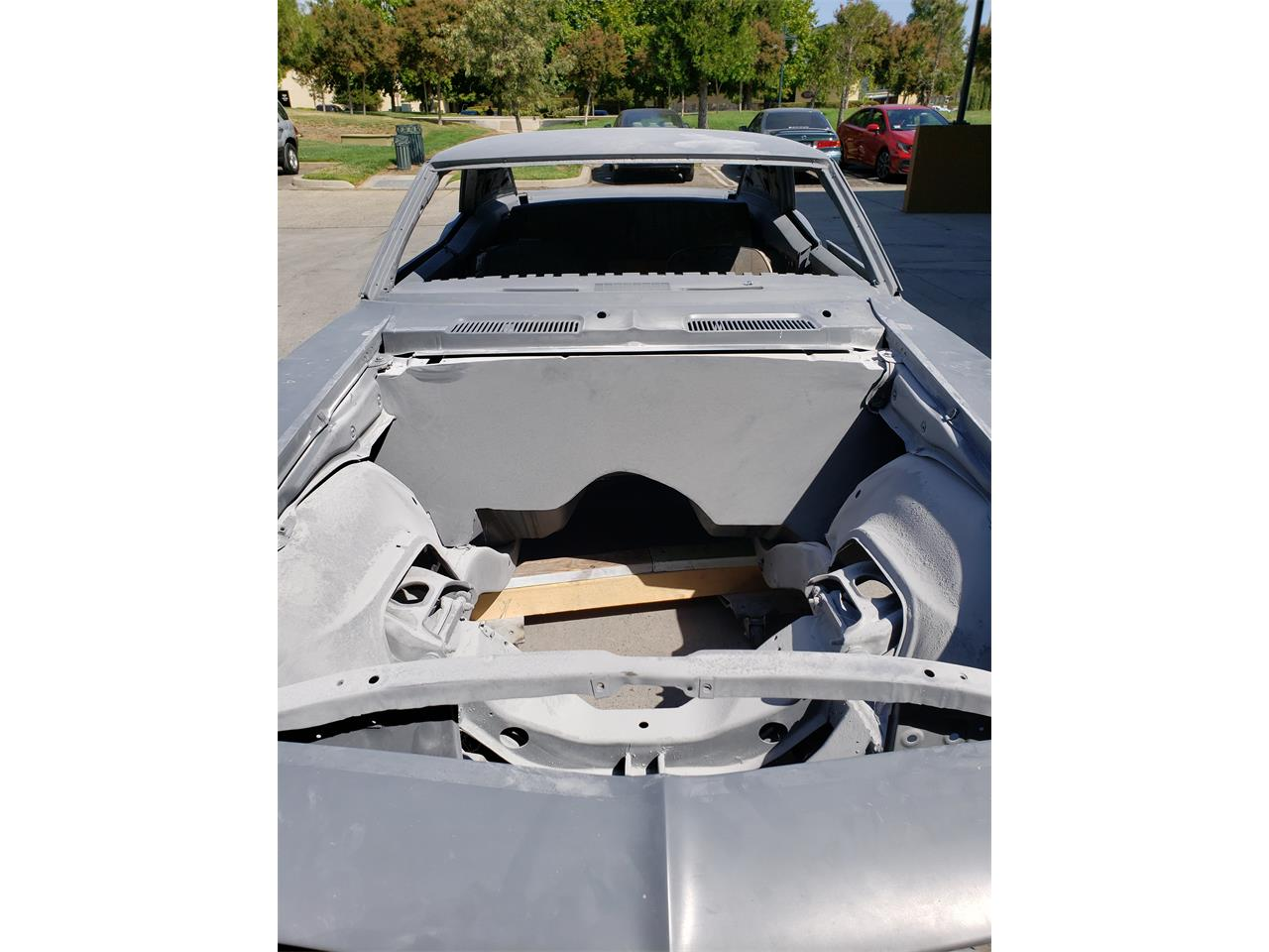 Large Picture of Classic '67 Firebird located in California Offered by a Private Seller - QWRG