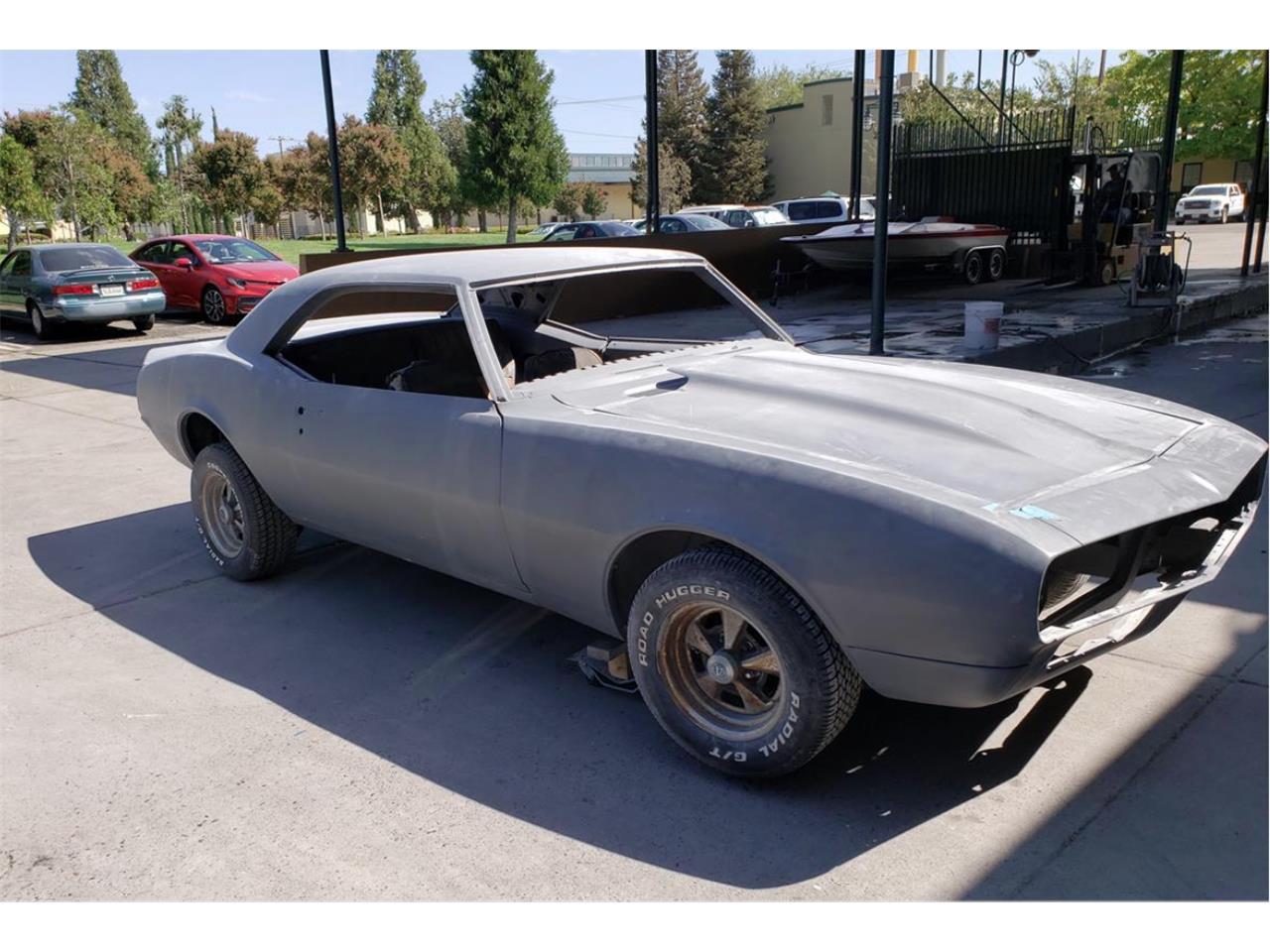 Large Picture of '67 Pontiac Firebird located in Sacramento California - QWRG